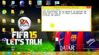 FIFA 14 patch FIFA 15