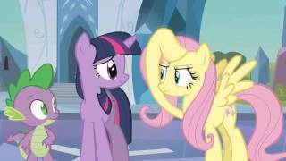 "Reaction To Pinkie Pie Disguised As Fluttershy In ""crystal Empire"""