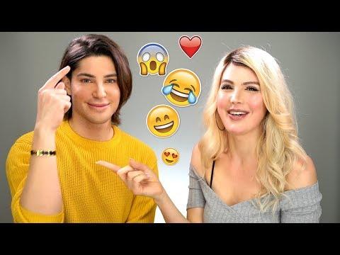 DROGERIE YouTuberin testet zum ersten Mal High End Make- Up !! Mit Jasmina von Leeds