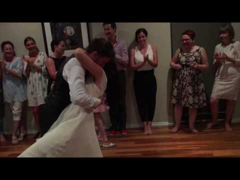 Swing It Wedding Dance