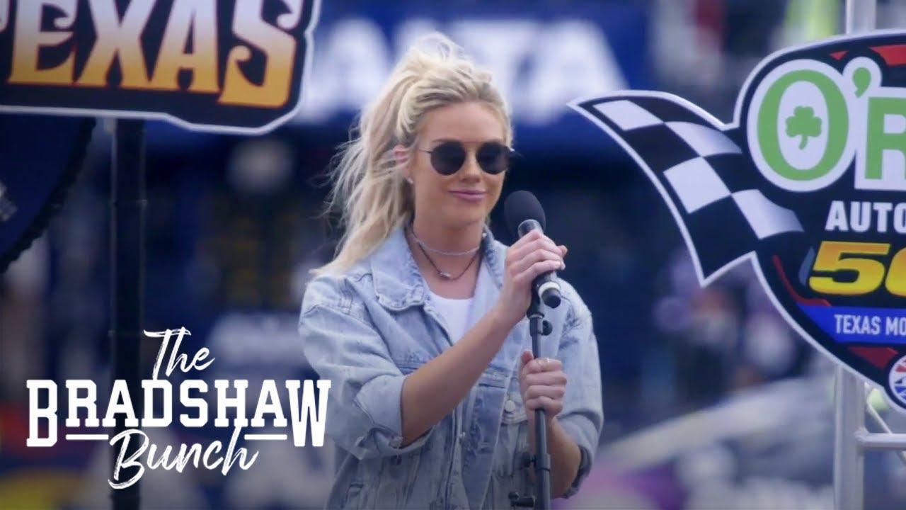 Terry Bradshaw Terrifies an Already Nervous Rachel | The Bradshaw Bunch