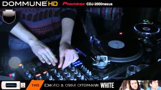 Edward & Oskar Offermann Live @ Dommune (Part 2)