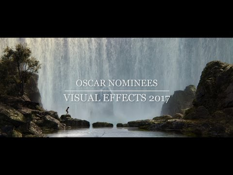 Oscar Nominees 2017 - Best Visual Effects - A Showcase