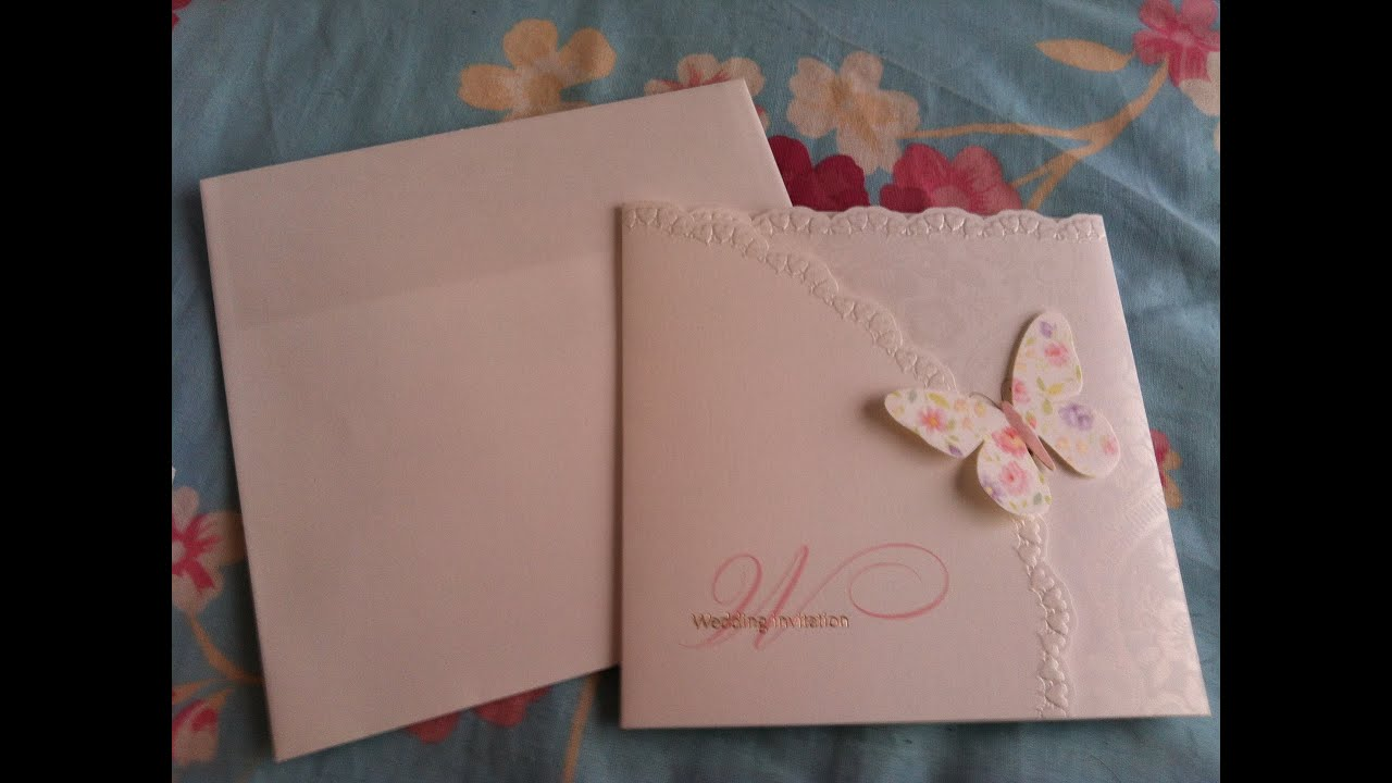 tarjeta de invitacion para bodas