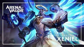 Xeniel: Hero Spotlight | Gameplay - Arena of Valor