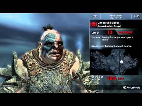 Middle-Earth: Shadow of Mordor - Video
