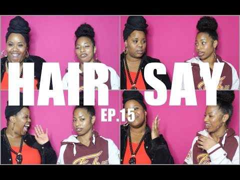 Hair Say | Episode 15: LIbya, Meghan Markle, Shea Moisture & more | CURLTUREUK