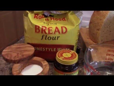 No Knead Overnight Bread