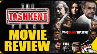 THE TASHKENT FILES : Movie Review