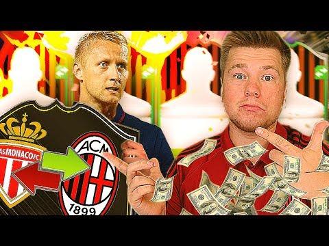 GLIK DO MILANU?! MILAN TO GLORY! FIFA 17