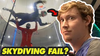 Goonzquad SKYDIVING FAIL!!! | GOONZQUAD UNLEASHED