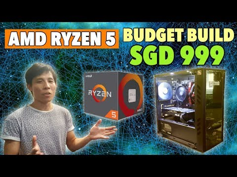 AMD Ryzen 5 2600 Budget (non 3600) PC Build - Should You Buy? w/Benchmarks