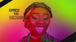 Melly Rose - Free Up (Lyric Video) | (Bottom Line Riddim)
