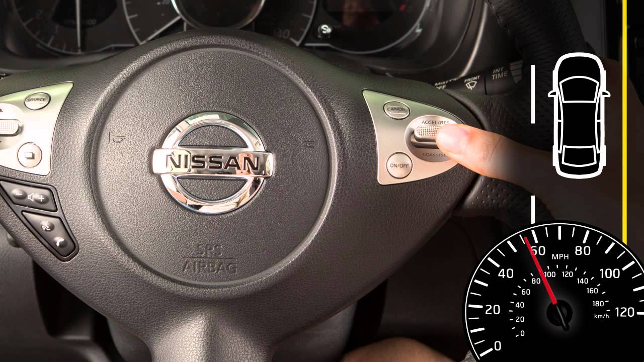 2016 nissan versa note cruise control (if so equipped) youtube