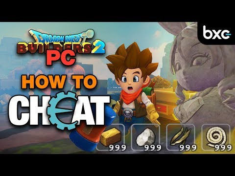 Cheating With Cheat Engine Tutorial | Dragon Quest Builders 2