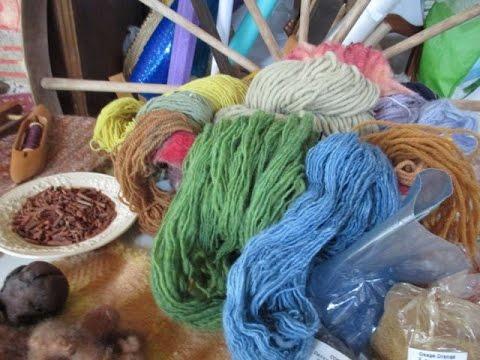 Fiber: Linen, Wool, & Weaving: Monroe County Historical Association