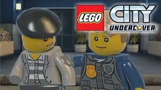 LEGO City Undercover - Police Chase for Roofs Gameplay Walkthrough  part 3(PC)