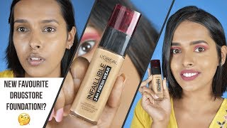 Review Demo Wear Test - L 39 Oreal Infallible 24H Fresh Wear Foundation