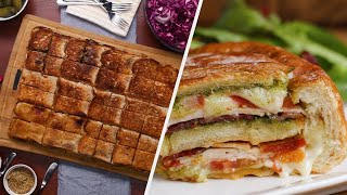 Panini Sandwich 4 Ways • Tasty Recipes