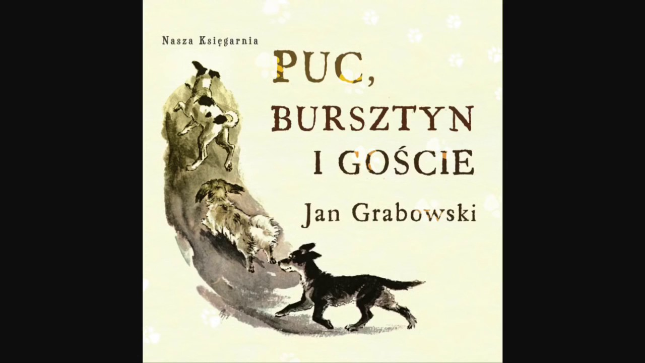 Puc Bursztyn I Goscie 2 6 Lektura Do Sluchania Jan Grabowski Youtube