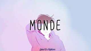 [Nightcore] LE TOUR DU MONDE // Alban Bartoli {By Kim's}