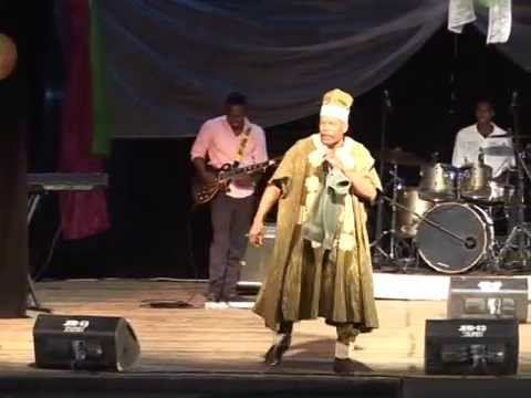 Jerry Lloyd singing Live in St.Lucia [PART 4]