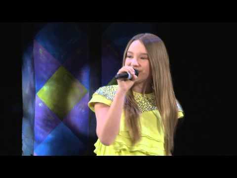 Софья Фисенко - Живая вода (Детское Евровидение 2016)