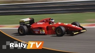 Ferrari Formula 1 - V12 Engine - Modena Trackdays 2013 -  [HD] Pure Sound - Rally TV