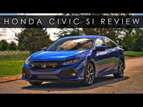 Review 2017 Honda Civic Si Tuff Enough to Tickle the Fickle