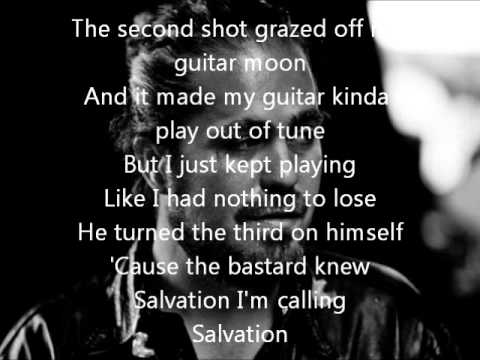Citizen Cope Salvation Lyrics Youtube