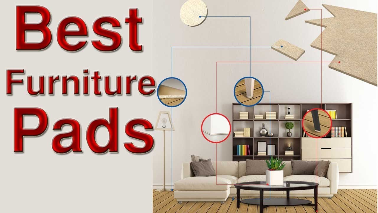 Best Furniture Pads For Hardwood Floors Reviewed By Thehomedigs Youtube