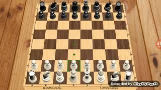 Chess game Master level screenshot 4