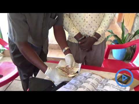 Anti-graft officers in Isiolo yesterday arrested an assistant chief for soliciting bribe