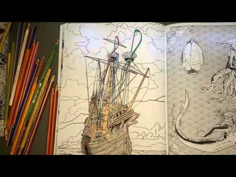 Harry Potter (coloring book) Ship YouTube