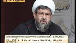 EHLİBEYT SEMPOZYUMU PROF. DR. ALİ HASAN KHAZEM.mpg