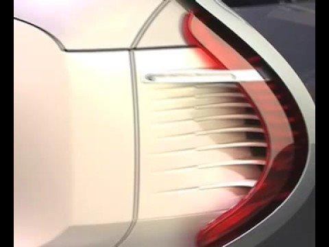 Renault Ondelios Concept Parigi 2008 Youtube