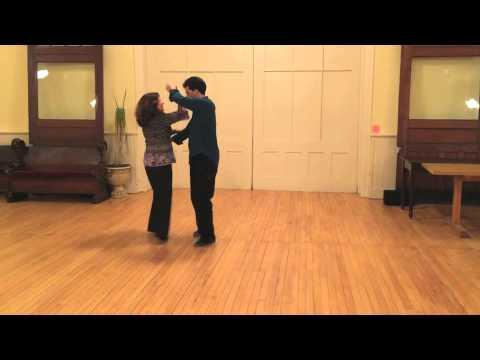 Polka Dance Lesson Dancin' David
