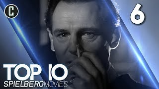 Top 10 Spielberg Movies: Schindler's List - #6
