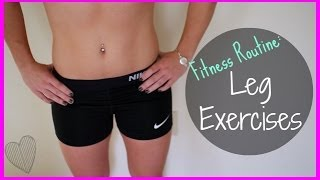Leg workouts Thumbnail