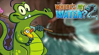 Where's My Water 2 Chapter 3 Level 60-61 Underground Plumber Walkthrough