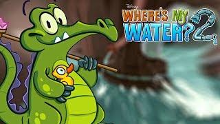 Where's My Water 2 Chapter 3 Level 60-61 Underground Plumber Walkthrough