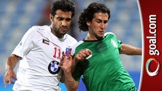 AWESOME volley in AFC Cup - Al Kuwait