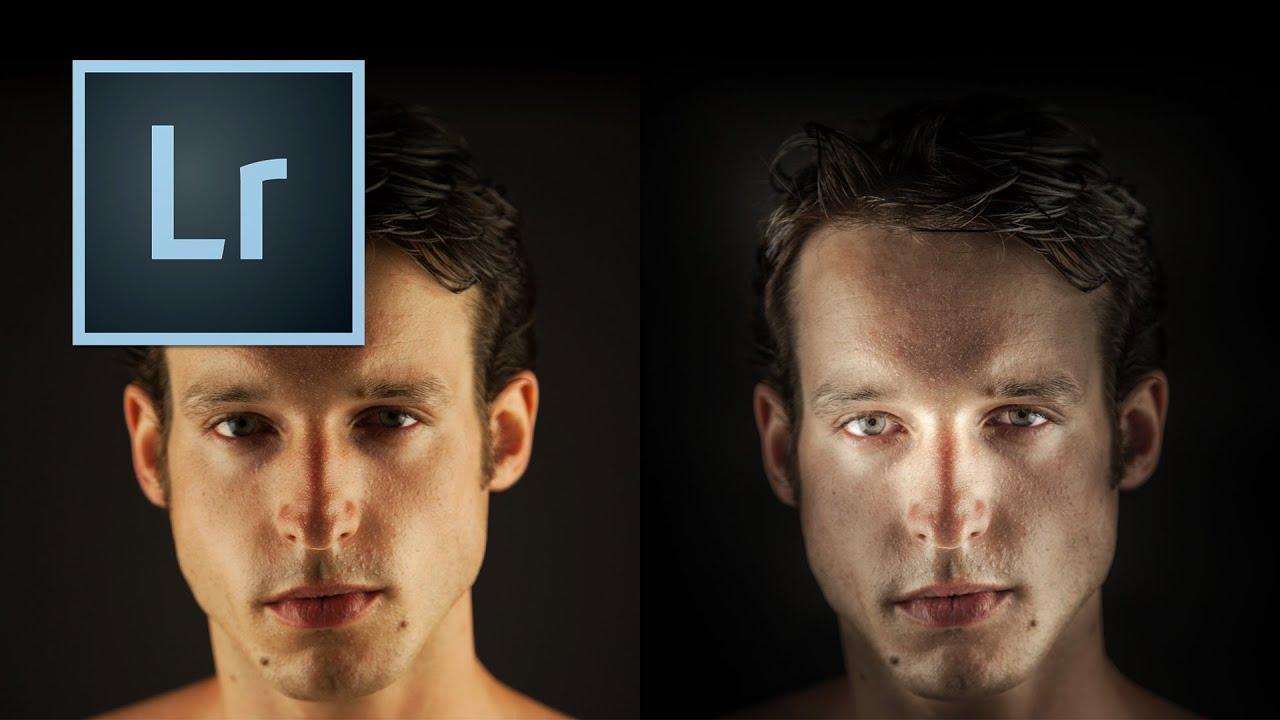 dodge and burn secrets portrait retouching youtube
