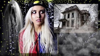 Living in a haunted house.. SCARY & TRUE paranormal storytime