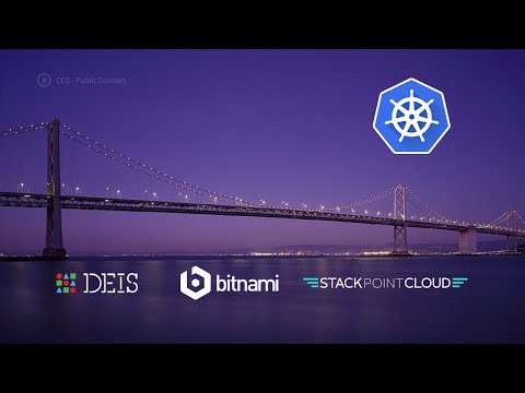 May 2016 San Francisco Kubernetes Meetup with Lithium and Redspread