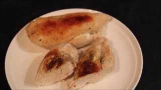 Как пожарить курицу без единой капли масла? Рецепт с секретиком! :)