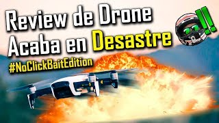Review de Drone acaba en FAIL y DESASTRE