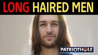 Long-Haired Men Are Growing Their Hair Out In Order To Rapunzel Illegals Over Trump's Border Wall