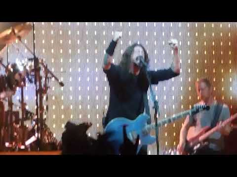 Foo Fighters - Walk (Live in Greensboro NC) HD