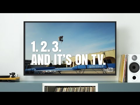 Supersize Your Favourite Clips: The Art Of Flight | Chromecast | UK